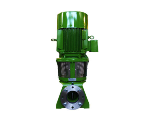 pompa centrifuga ad asse verticale