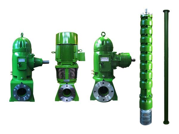 pompe verticali prodotte da Pompe Zanni