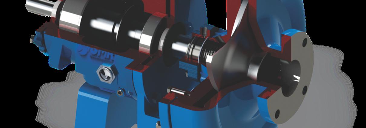 funzionamento pompa centrifuga